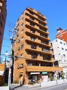 ニューライフ千駄木弐番館の外観