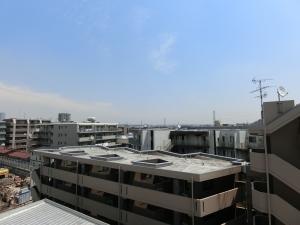 セルアージュ武蔵新城ルクールの外観