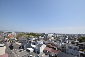 ナビシティ江南ステーションの外観
