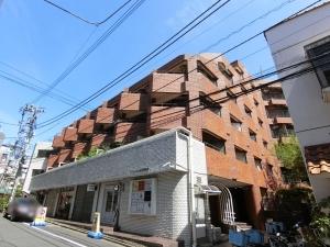 インペリアル赤坂一番館の外観