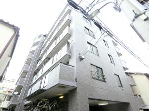 レーベンハイム大塚弐番館の外観
