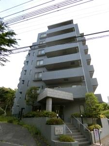 シティコート新松戸弐番館の外観