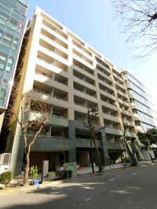 LA.PRYLE新横浜の外観