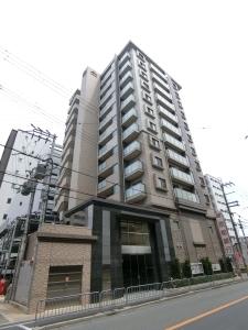 クレアシティ池田呉服町の外観