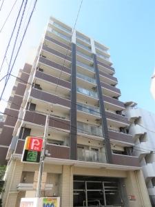 グローベル ザ・ティアラ横浜の外観