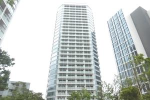 二子玉川ライズ タワー&レジデンス タワーウエストの外観