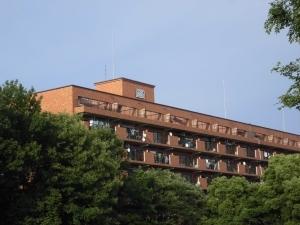 ライオンズマンション八事ガーデン壱番館の外観