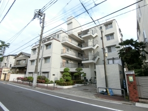 GSハイム板橋南町の外観
