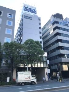 飯田橋ハイタウンの外観