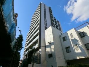 ガーデングラス板橋本町の外観