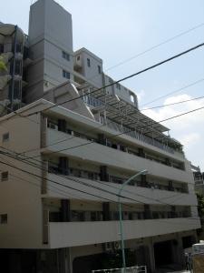 渋谷コーポラスの外観