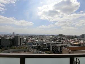 ミリカ・テラス2街区の外観