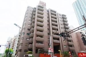 東建ニュ-ハイツ西新宿の外観