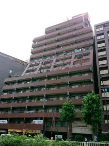 ライオンズマンション歌舞伎町の外観