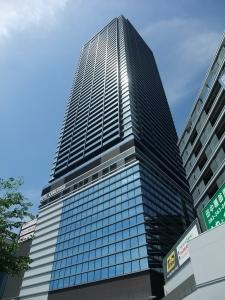 シティタワー広島の外観