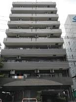 ビッグヴァン新横浜の外観