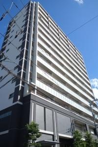 阿倍野松崎町レジデンスの外観