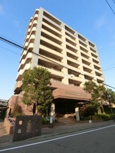 ライオンズマンション蒲田東パークサイドの外観