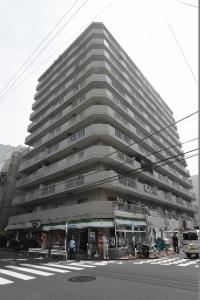 ドルミ錦糸町長谷川ビルの外観