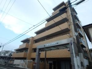 ライオンズマンション北寺尾の外観