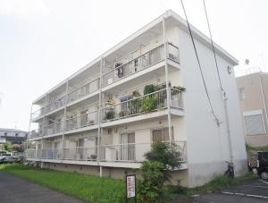 菱興中山マンションC棟の外観