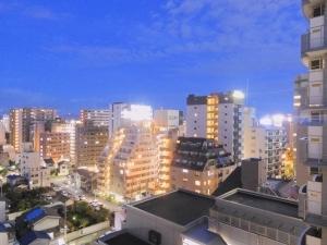 ネオハイツ新大阪の外観
