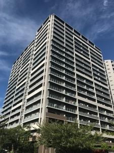 東京フロンティアシティ アーバンフォートウエストブロックの外観