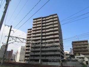 フローレンス上大須賀ターミナルスクエアの外観