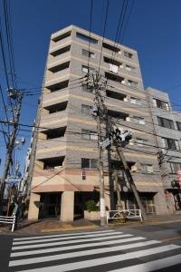 錦糸町アムフラットIIの外観
