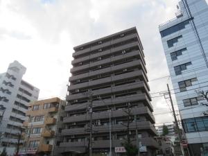 ライオンズマンション横浜駅西第二の外観