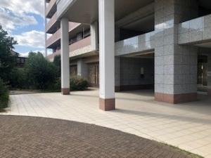 BELISTA東淀川大桐C棟の外観