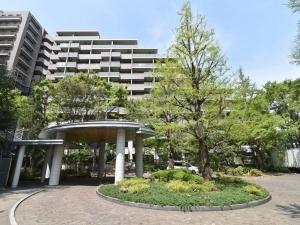 東京テラスA棟WESTの外観