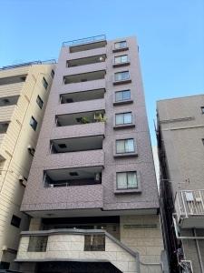 モリス横浜山下町の外観