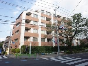 パークハウス世田谷桜丘の外観