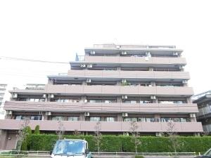 ライオンズマンション高島平第3の外観