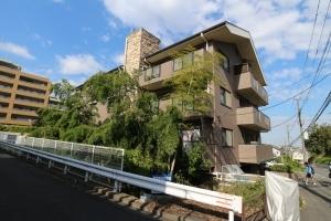 ガーデンアベニュー日吉の外観