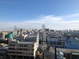 レーベンスクエア リハート東京の外観