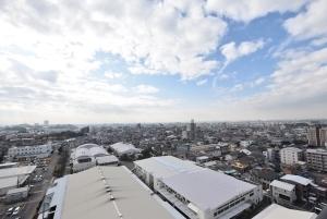 ネオシティ岡崎壱番館の外観