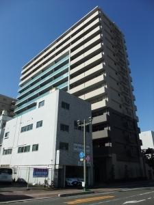 パレスト呉駅前の外観