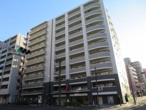 ライフレビュー横濱関内スクエアの外観