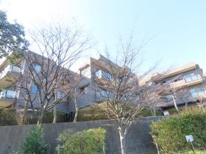 藤和横浜下永谷ホームズG棟の外観