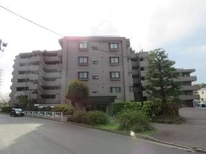 東戸塚パークホームズ参番館の外観