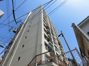 新大塚共同住宅の外観