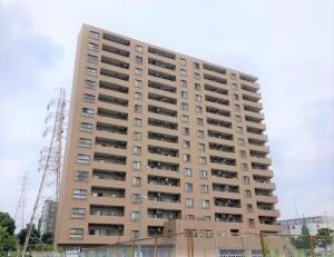 エクステ新横浜の外観