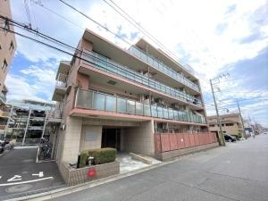 ハイホーム武蔵新城の外観