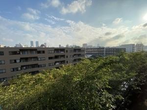 ライオンズマンション西早稲田桔梗の外観