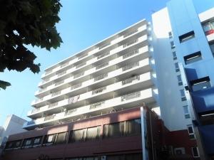 津田沼十番街ビルの外観