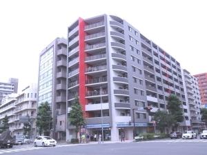 ライフレビュー横濱関内スクエア2の外観