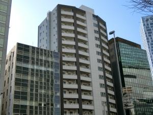 プライア渋谷の外観