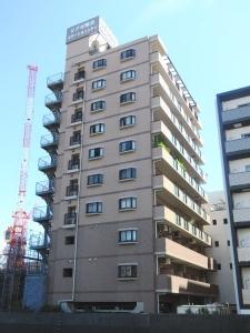 リブゼ横浜ステーションシティの外観